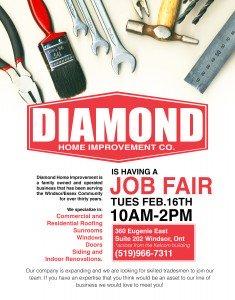 diamond job fair